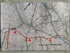 B1 Auffahrten Waldschlösschen und Leopoldstal
